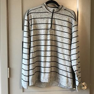 Quarter zip long sleeves